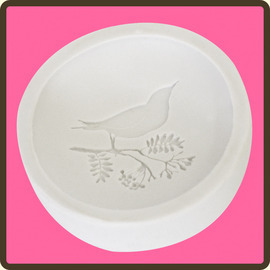 Bird Cupcake Topper Food Safe Silicone Mould