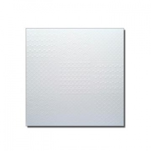 Embossed Squares Card Moorish Collection