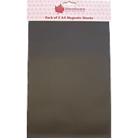 Magnetic Sheets A4 Pack of 2 Woodware 2874