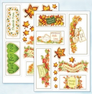 Sentiments - Hedgerow Friends Toppers - Flower Soft