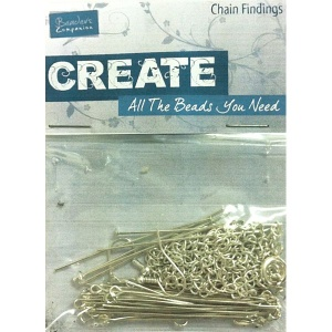 Silver Chain Findings Beaders Companion FTA-11