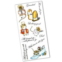 Appley Dapply's Nursery Rhymes Beatrix Potter Stamp Set Crafter's Companion