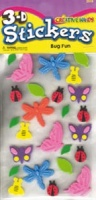 Bug Fun 3D Foam Stickers Creative Hands FC2019