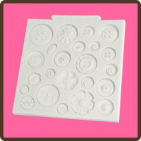 Buttons Texture Design Mat DM6 Katy Sue Designs