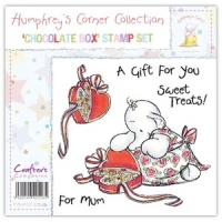 Chocolate Box Stamp Set Humphrey's Corner Collection
