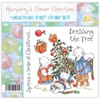 Christmas Tree Humphreys Corner Stamp Set