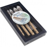 Claritystamp Stencil Brushes Set of 4