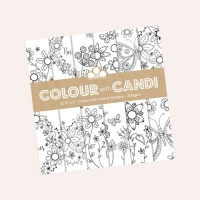 Colour With Candi Floral Kit