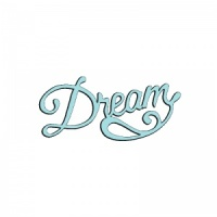 Dream Sentiment Die Sweet Dixie Mini Die SDD108