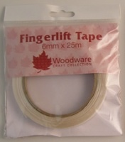 Fingerlift Tape 6mm x 25m Woodware 2810