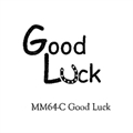 Good Luck Stamp MM64-C