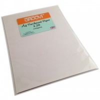 Groovi Parchment Paper A4 Claritystamp GRO-AC-40024-XX