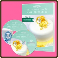 An Introduction To Cake Decorating DVD Katy Sue Designs