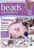 Issue 15 Creative Beads & Jewellery Magazine with Free Pliers