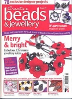 Issue 19 Creative Beads & Jewellery Magazine