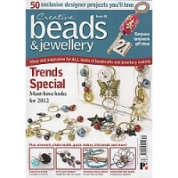 Issue 20 Creative Beads and Jewellery Magazine