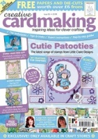 Issue 36 Creative Cardmaking Magazine
