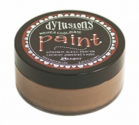 Melted Chocolate Dylusions Paint DYP46011