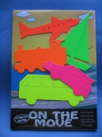 On The Move  - Use & Learn - Activity Pack