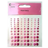 Pink Pearl Gems Colour Connection AC0138C