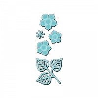 Pretty Petals Die Set Sweet Dixie Dies SDD130