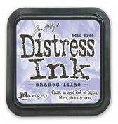 Shaded Lilac Distress Ink Pad Tim Holtz Ranger TIM34957