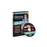 Sheena Douglass Messy Crafting With Sheena DVD Volume 1 SD-DVD-MC1