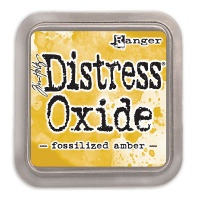 Tim Holtz Fossilized Amber Distress Oxide Ink Pad