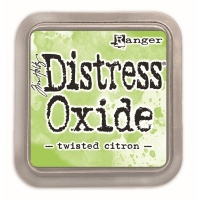 Tim Holtz Twisted Citron Distress Oxide Ink Pad