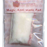 Woodware Magic Anti-Static Bag / Pad 2352