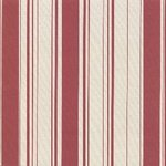 Traditional Stripe Classic Red 11954