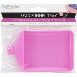 Bead Funnel Tray BT252