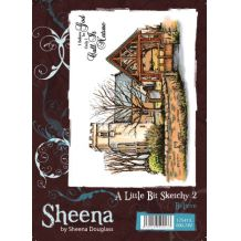 Believe A Little Bit Sketchy Stamps by Sheena Douglass SD-SS-BELIEVE