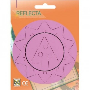 Card Stitching Template Reflecta RE101