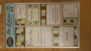 Charming Vellum Accents Studio Collection VA-CHM