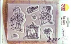 Christmas Eve Ollyfant Clear Stamps KARS