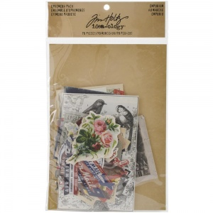 Ephemera Pack 70 Pieces Tim Holtz TH93189