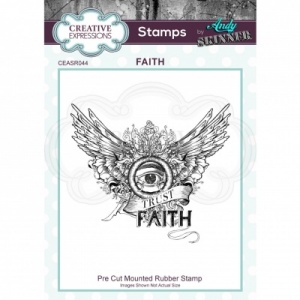 Faith Stamp by Andy Skinner CEASR044