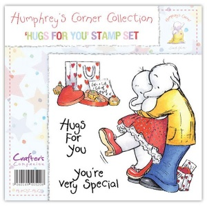 Hugs For You Stamp Set Humphrey's Corner Collection