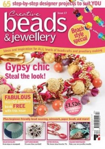 Issue 17 Creative Beads & Jewellery Magazine