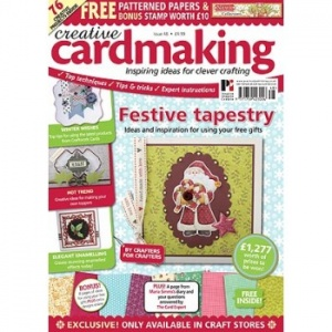 Issue 48 Creative Cardmaking Magazine