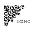 Ornate Corner Stamp NC224-C