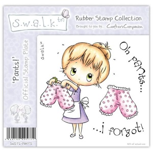 Pants SWALK Rubber Stamp Collection