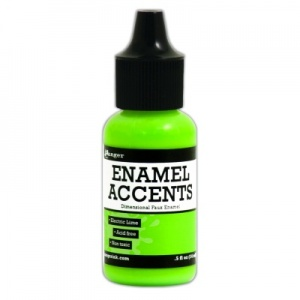 Ranger Enamel Accents Electric Lime GAC48909