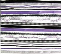 Ribbons Assorted Contemporary 10mtrs AC9132X
