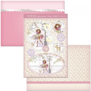 Shop Shop Shop For The Girls Card Kit ALL925