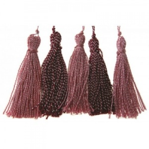 Tassels Pink Colour Connection AC0124C