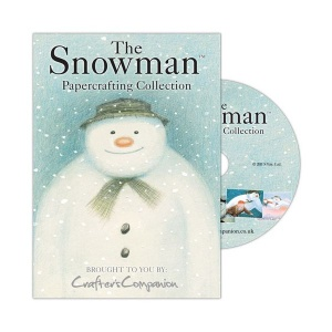 The Snowman Papercrafting Cd-Rom Crafter's Companion