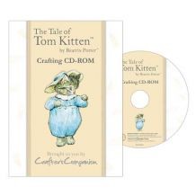 The Tale of Tom Kitten by Beatrix Potter CD Rom Crafters Companion
