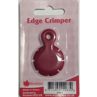 Distressing Tool Edge Crimper Paper Scruffer Woodware 2963